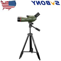 SVBONY SV19 Spotting Scopes Waterproof Fully MultiCoated Por