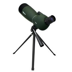 SVBONY SV28 20-60x80 Angled Spotting Scope BAK4 Prism Bird w