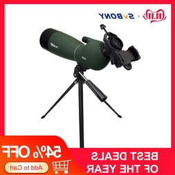 Svbony SV28 50/60/70mm Telescope Zoom <font><b>Spotting</b><