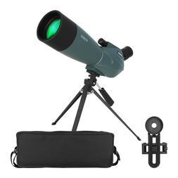 Target Shooting Hunting Spotting Scope 25-75x70 Outdoor Tele