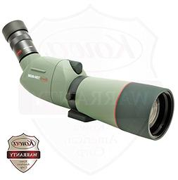 Kowa TSN-663M Prominar Spotting Scope, Angled