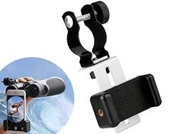 Universal Cell Phone Adapter Mount,Smart Phone Holder Compat