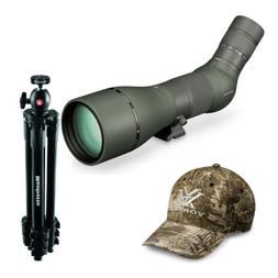 Vortex Viper HD 20-60x85 Spotting Scope  with HC-2 Tripod an