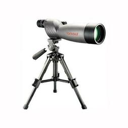 Tasco World Class Spotting Scope 20-60x60mm Tripod Mount Gre